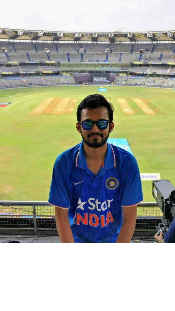 The Iconic Wankhede